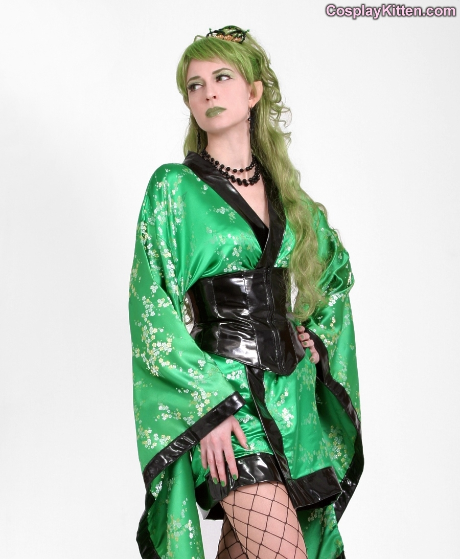Green with envy fashion 89
